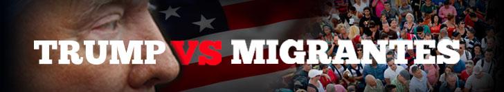 Trump migrantes