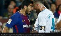 830ebe182a Sergio Ramos tiene la última camiseta de Iniesta en un clásico ...
