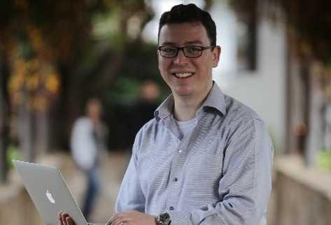 EL CIENTÍFICO guatemalteco Luis von Ahn fue elegido Personaje del Año de Prensa Libre en el 2011.