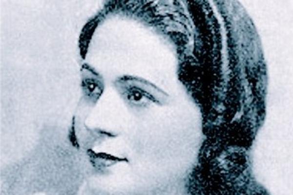 Angelina Acuña practicaba distintas formas métricas, pero su preferida fue el soneto. (Foto Prensa Libre: Archivo)