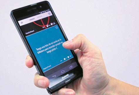 En el  mundo digital existen muchas aplicaciones que pueden ser utilizadas para perjudicar a los usuarios. (Foto Prensa Libre: Ángel Elías)