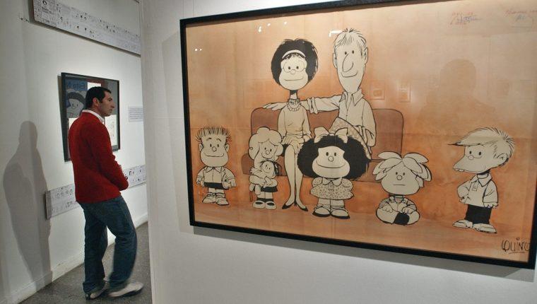 Mafalda Cumple 55 Años Y Compartimos Sus Frases Más Célebres
