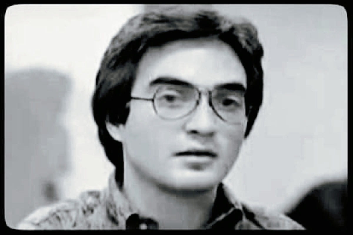 Oliverio Castañeda de León, asesinado en 1978. (Foto Prensa Libre: Youtube).