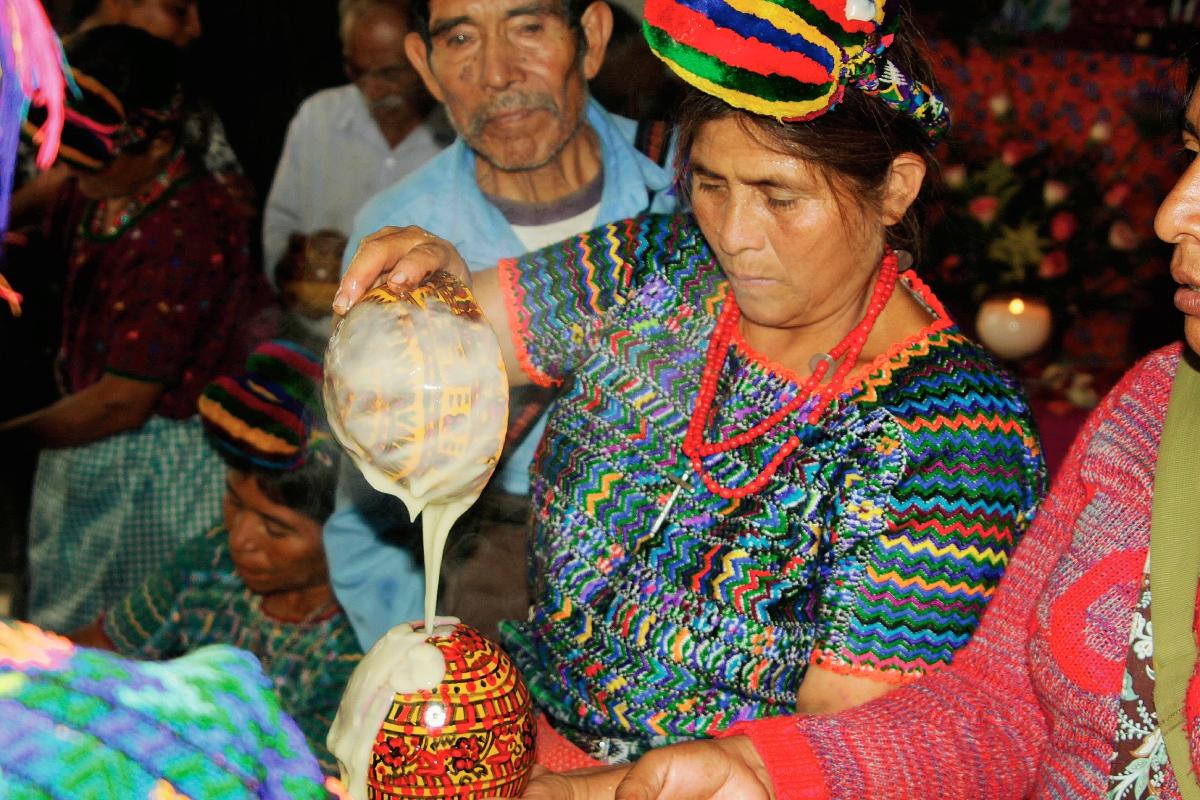 Rabinal celebra el Miércoles de Chilate