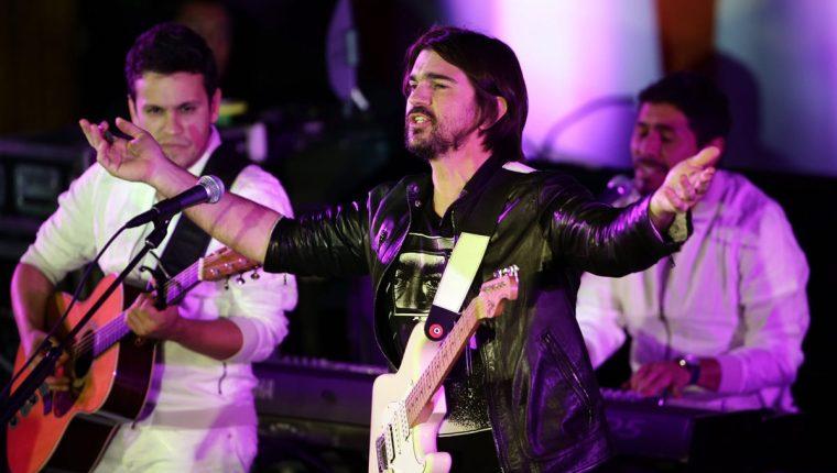 El cantante colombiano Juanes ofrece concierto en la sede de la ONU en Nueva York, EE. UU. (Foto Prensa Libre: EFE)