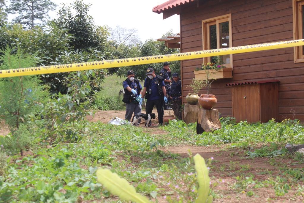 Ciudadano francés muere de forma violenta en San Andrés Semetabaj