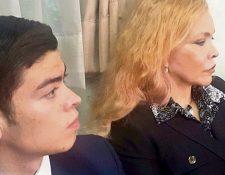 Juan de la Cruz y Mayra del Rosario Portillo piden descongelar cuentas embargadas.