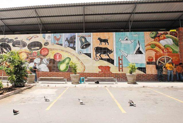 Reinterpretar El Mural Prensa Libre
