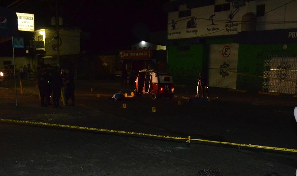 Ataque armado causa la muerte de tres integrantes de una familia