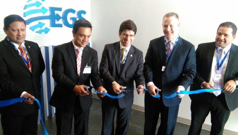 Inauguran ampliación de instalaciones de Expert Global Solutions (EGS Guatemala).