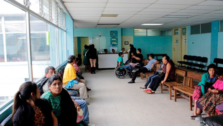En lo que va del año el Ministerio de Salud registra un incremento de casos por el virus de la Influenza. (Foto Prensa Libre:Hemeroteca PL)