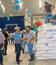 La entrega de fertilizantes ha registrado diversos inconvenientes en gobiernos anteriores.