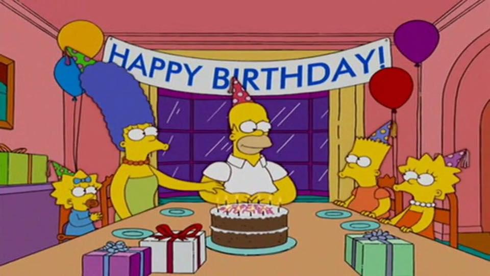 El mundo celebra el cumpleaños de Homero Simpson, pero ¿hay seguridad de que sea hoy?