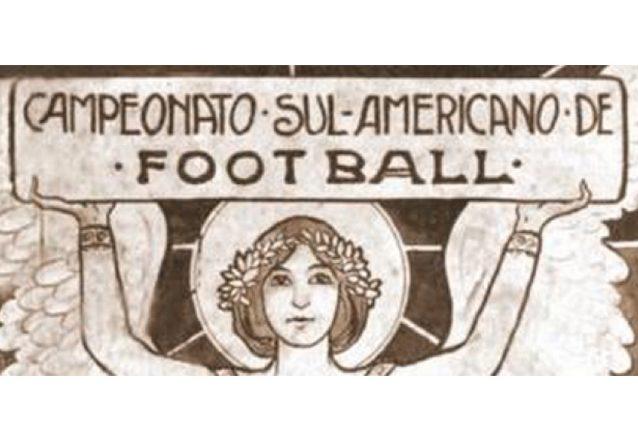 Imagen de la Copa América en sus primeros años. (Foto: eldesmarque.com)