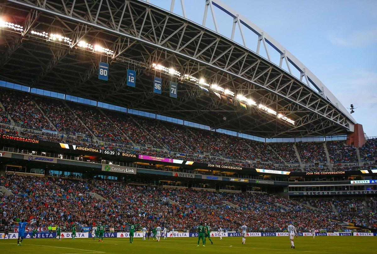 La Copa América ha congregado ya a casi un millón de aficionados, según Conmebol