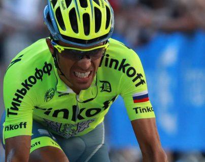 Alberto Contador ganó varios Tour de Francia, Giro de Italia  y en la Vuelta de España, entre otros.  Foto Prensa Libre de archivo: AFP