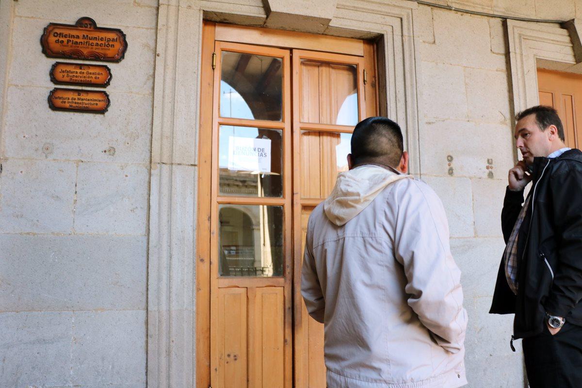 MP y Cicig investigan gestión de exalcalde de Quetzaltenango