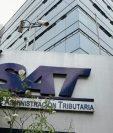 La SAT, en ocho meses logró recuperar Q1 mil 476 millones de impuestos evadidos por empresas. (Foto Prensa Libre: Hemeroteca PL)
