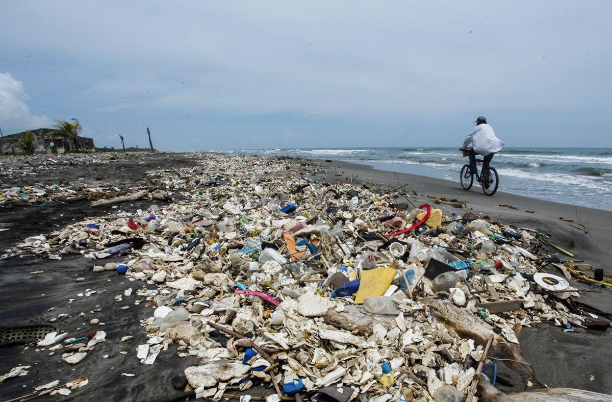 Contaminación de río Motagua origina reclamo de Honduras