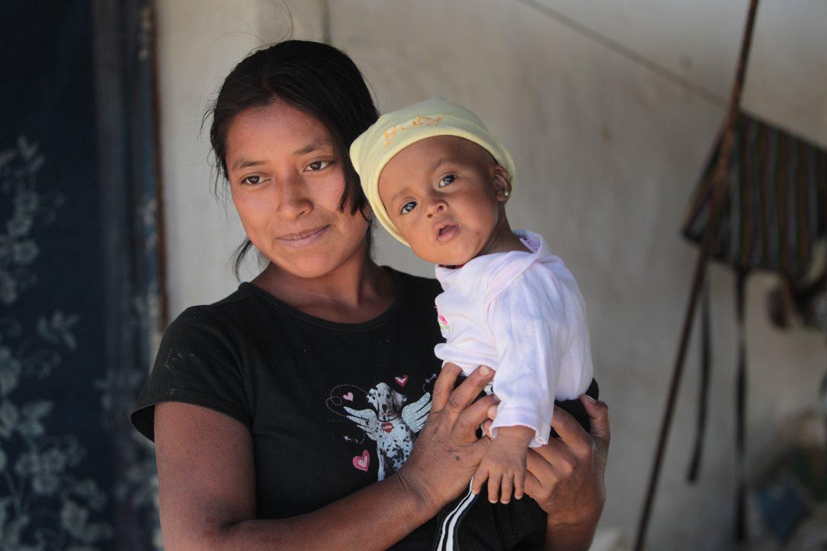 Dentro de 80 o 90 años podría disminuir la cantidad de niños menores de 5 años con desnutrición crónica. (Foto Prensa Libre: Hemeroteca PL)