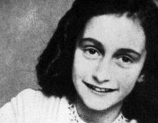 """Ana Frank escribió un diario sobre su estadía en la """"casa de atrás"""", el escondite en el que ella, su familia y otros judíos se ocultaban del régimen nazi. AFP/ANNE FRANK FONDS"""