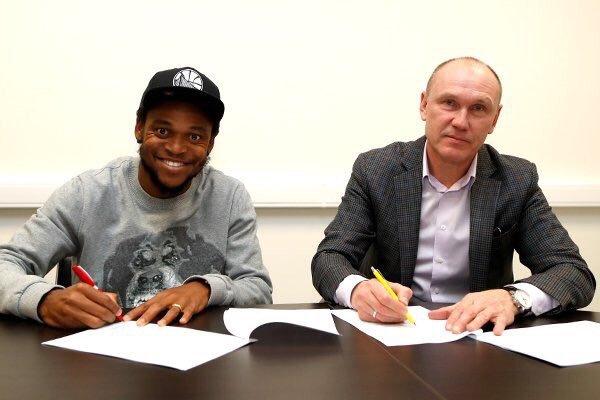 El brasileño Adriano fue traspasado del Milan al Spartak de Moscú. (Foto Prensa Libre).