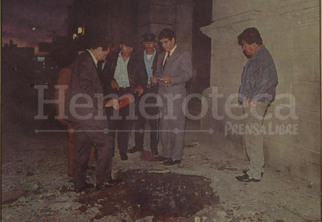 Atentados terroristas contra la Consulta Popular de 1994