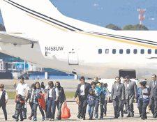 Las deportaciones son el principal temor de los guatemaltecos en EE. UU.(Foto Prensa Libre: Hemeroteca PL)