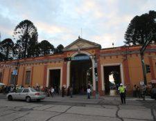 El Cementerio General realiza exhumaciones por falta de pago de los espacios. (Foto Prensa Libre: Hemeroteca PL)