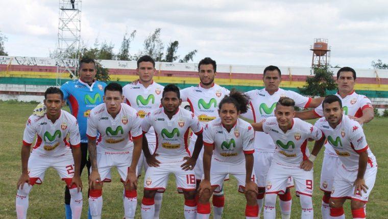El Real Estelí de Nicaraguá bate récord de Comunicaciones en Centroamerica. (Foto Prensa Libre: Real Estelí)