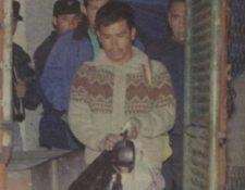Martínez Coronado ingresa a tribunales. (Foto: Hemeroteca PL)