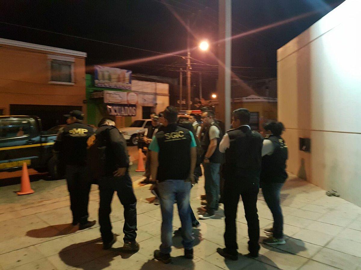 El supuesto extorsionista operaba en cinco departamentos. (Foto Prensa Libre: Hemeroteca PL)