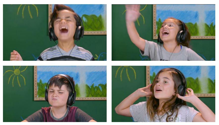 Niños escuchan por primera vez a Guns N' Roses y así fue su reacción