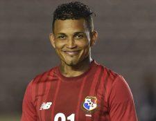 Henríquez era uno de los principales jugadores de la selección panameña. (GETTY IMAGES)