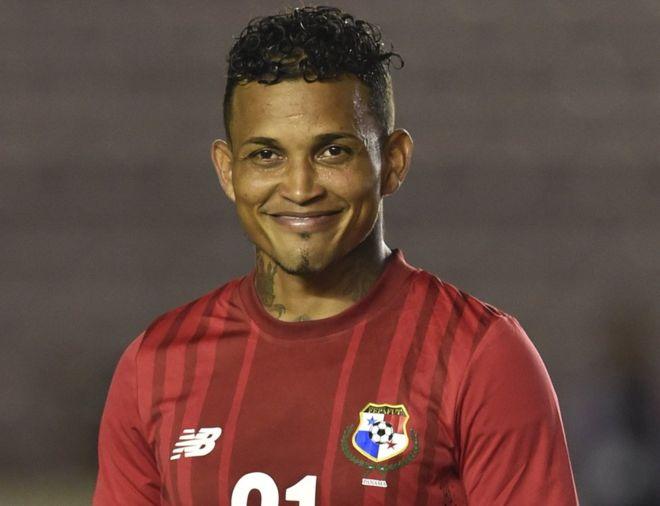 Matan a tiros al futbolista Amilcar Henríquez, uno de los principales jugadores de la selección de Panamá