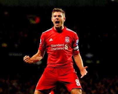Gerrard es uno de los íconos en el Liverpool. (Foto Prensa Libre: Hemeroteca PL)