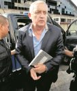 El Sistema Penitenciario (SP) confirmó el traslado del expresidente Pérez Molina al centro asistencial. (Foto Prensa Libre: Hemeroteca PL)