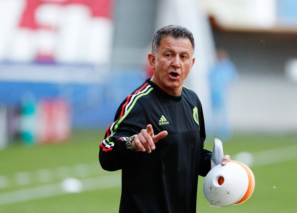"""""""Portugal es de los mejores equipos del mundo"""", advierte Osorio"""