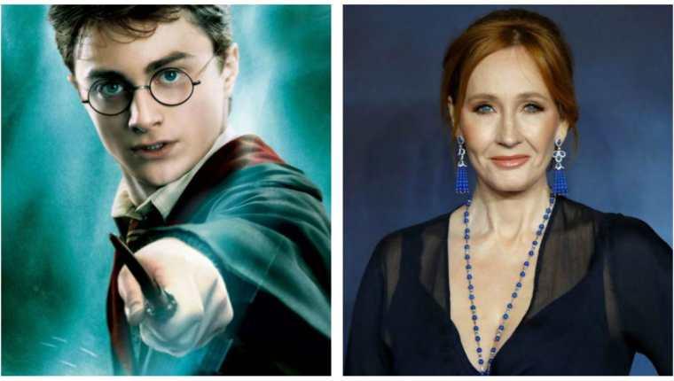 El mago Harry Potter y la escritora J. K. Rowling, celebran su cumpleaños.(Foto Prensa Libre: Hemeroteca PL)
