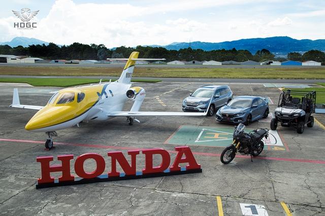 La aeronave más moderna