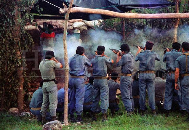 1996: el último fusilamiento en Guatemala