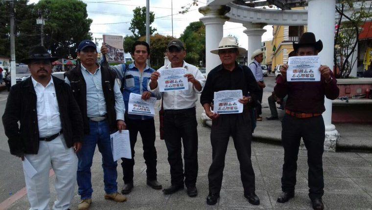 Comunitarios de Alta Verapaz participarán en el Paro Nacional