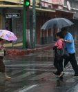 Se esperan más lluvias en todo el país. (Prensa Libre Foto: Archivo)