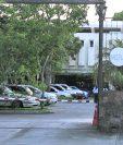 Instalaciones de la Cancillería en la zona 10. La sede diplomática guatemalteca envió una carta a EE. UU. donde solicita información por el caso de Mario Estrada. (Foto Prensa Libre: Hemeroteca PL)