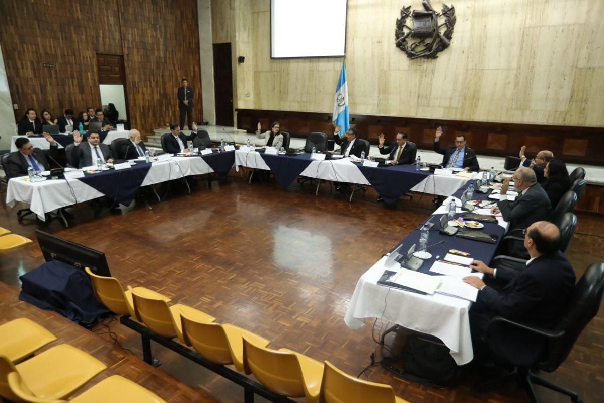 Comisión de Postulación para elegir fiscal general empieza reuniones