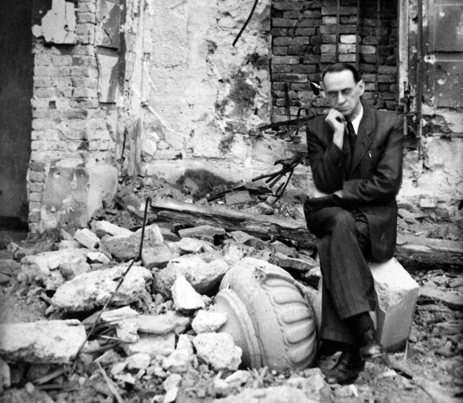 Los historiadores estiman que una maniobra de Carl Lutz Weg salvó hasta 62.000 personas. (Foto: Archiv für Zeitgeschichte, ETH Zurich)