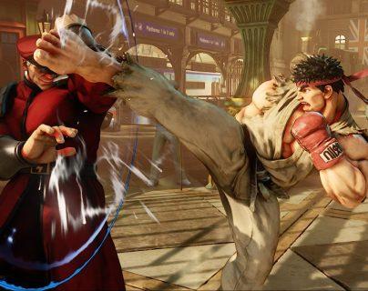 """""""¡Hadouken!"""" Street Fighter trae listo sus nuevos títulos (Foto Prensa Libre: Capcom)."""
