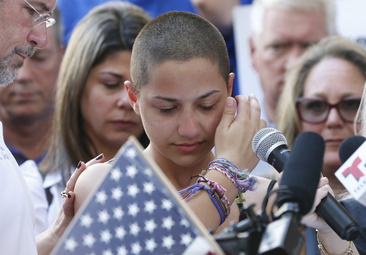 Ellos son los jóvenes que auguran un cambio en leyes sobre armas en EE. UU.