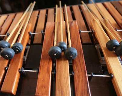 Hoy es el día de la Marimba