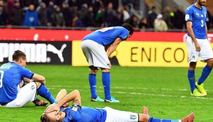 La selección de Italia vive uno de los peores momentos de su historia, no asistirá a la Copa del Mundo de Rusia 2018. (Foto Prensa Libre: Hemeroteca PL)
